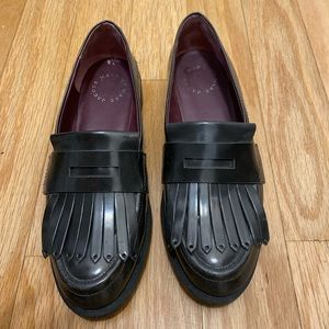 Marc by Marc Jacobs Kilt Penny Loafers